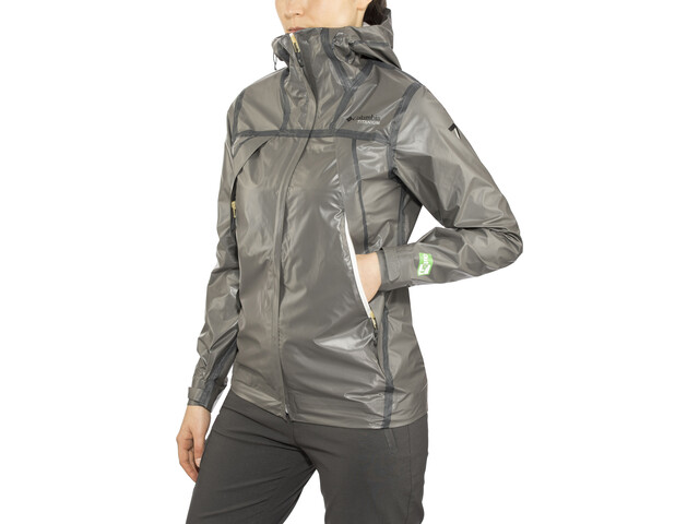Columbia OutDry Ex ECO Tech Shell Jas Dames, bamboo charcoal